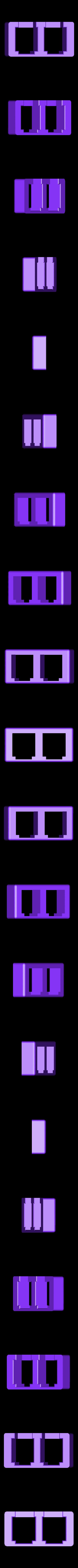 Heater_Clamp.stl Télécharger fichier STL gratuit Creator Pro - Collier de serrage du bloc chauffant (pour le changement de buse) • Objet pour imprimante 3D, 3D-Designs