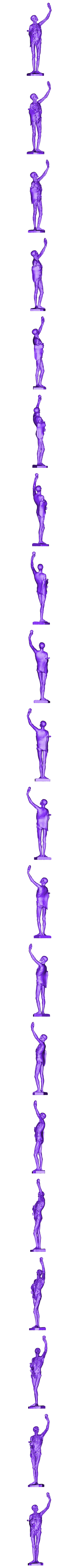 Le_Transi_De_Rene_De_Chalon.obj Download free OBJ file The Transi of Rene of Chalon • 3D printer template, ThreeDScans
