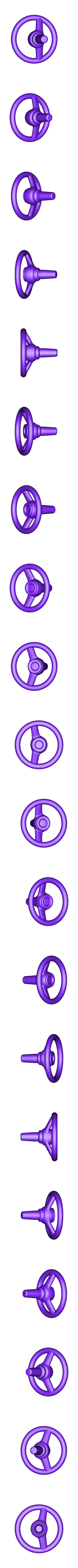 Pony_Car_Steering.STL Télécharger fichier OBJ gratuit Voiture jouet poney • Modèle pour impression 3D, Slava_Z
