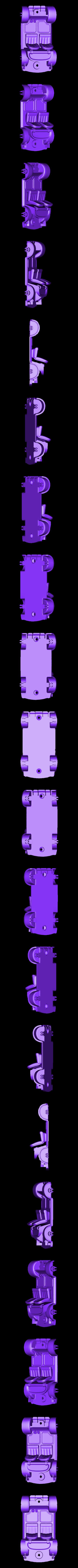 Pony_Car_Bottom.stl Télécharger fichier OBJ gratuit Voiture jouet poney • Modèle pour impression 3D, Slava_Z