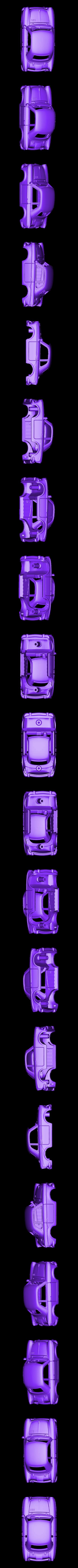 Pony_Car_Body.stl Télécharger fichier OBJ gratuit Voiture jouet poney • Modèle pour impression 3D, Slava_Z