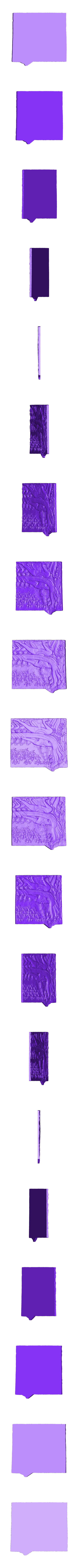 Samudra Manthan.OBJ Download free OBJ file Plaster Cast of a section of the bas-relief of Angkor Wat depicting Samudra Manthan (Churning of the Ocean of Milk) • Model to 3D print, ThreeDScans