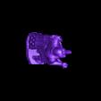 Hermanubis.stl Download free STL file Hermanubis • 3D printable object, ThreeDScans