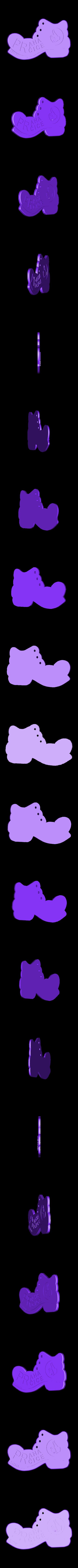PPPpalec.stl Télécharger fichier STL gratuit Botička / Chaussure (récompense du voyage de randonnée tchèque Praha - Prčice) • Design imprimable en 3D, tomast