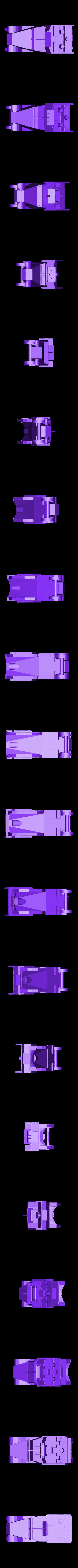 M15_CGMC.stl Download STL file M15A1 CGMC SPAA Half-track • 3D printer model, AntarcticFox