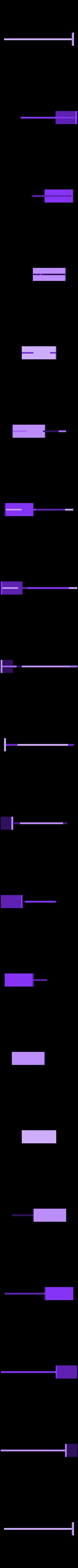 Escuadra con marcadores a 5mm.stl Download STL file Marker square • Object to 3D print, CHS_ht