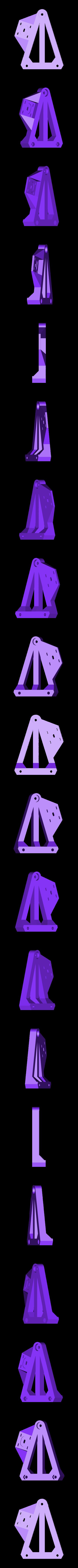 Tilt_base_motor.stl Download STL file Panohead • 3D print model, Cavada