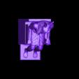 God_Anubis.stl Download free STL file Egypt God Anubis • 3D printing object, quangdo1700