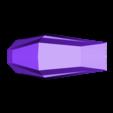 CockPit_Amber_Transparent.STL Télécharger fichier STL gratuit Vaisseau spatial (multi-couleur) • Design à imprimer en 3D, MosaicManufacturing