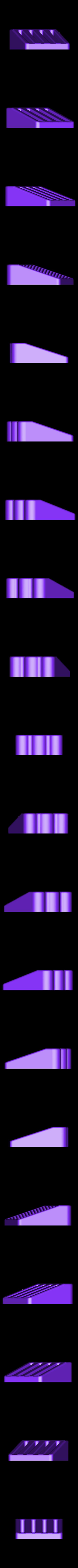 Clamp-Fix-Slide.STL Télécharger fichier STL gratuit Clamp for vertical use. Photo and video shooting • Plan pour impression 3D, perinski