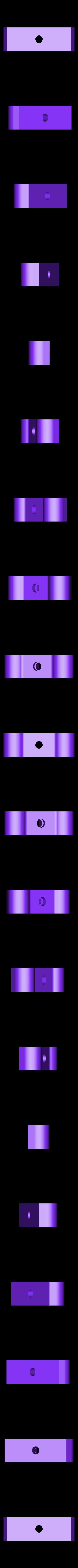 Clamp-slide.STL Télécharger fichier STL gratuit Clamp for vertical use. Photo and video shooting • Plan pour impression 3D, perinski