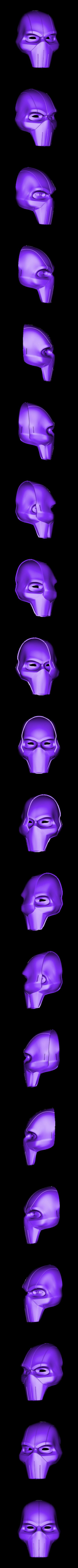 Taskmaster_Mask_Udon_w_Strap_Holes.stl Télécharger fichier STL gratuit Masque Udon Taskmaster • Modèle pour imprimante 3D, VillainousPropShop