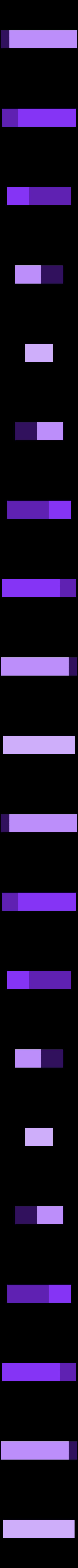 blue.stl Download STL file MMU QR code • 3D printing object, DoubekDesign
