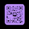 white.stl Download STL file MMU QR code • 3D printing object, DoubekDesign