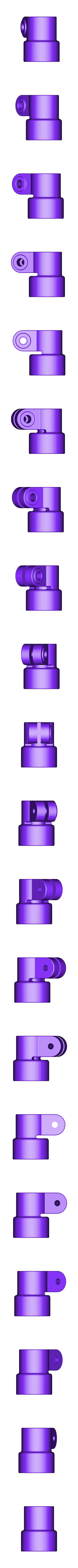 Pipe__D0_A1lamp.STL Download free STL file Tripod GIANT width Masked SLA 3D Printing Technology • 3D print model, perinski