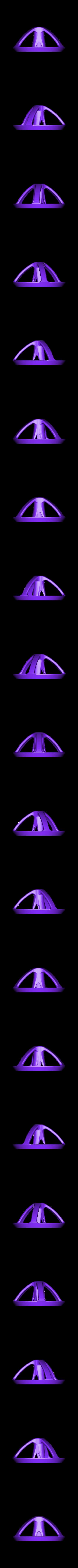 QX7_Gimbal_Protector_V2_8.4mm.stl Télécharger fichier STL gratuit Protecteur de cardan QX7 • Objet à imprimer en 3D, Elliott
