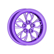 JanteSujetStrate_ARMEL.STL Download free STL file car rim • 3D print template, Arzmael