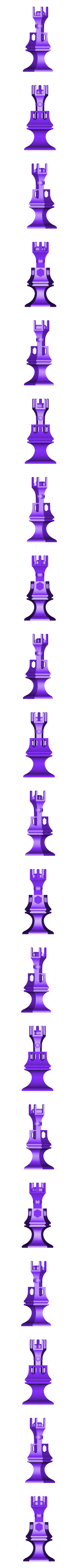 roy_arg.STL Télécharger fichier OBJ gratuit Échiquier de salon • Objet pour impression 3D, Arzmael