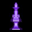 reine_arg.STL Télécharger fichier OBJ gratuit Échiquier de salon • Objet pour impression 3D, Arzmael