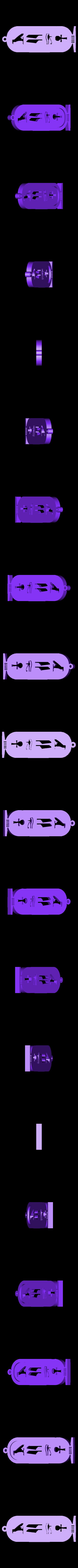 Ancient keychain.stl Télécharger fichier STL gratuit ANCIEN PORTE-CLÉS ÉGYPTIEN • Objet à imprimer en 3D, 3dprintlines
