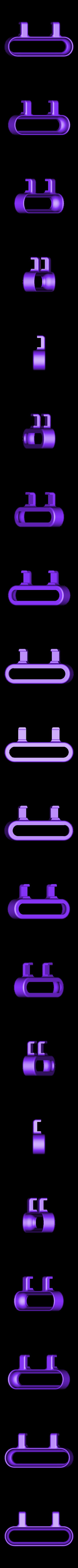 Hanging Towel Holder.stl Télécharger fichier STL gratuit Porte-serviettes de cuisine à suspendre • Plan imprimable en 3D, 3D-Designs
