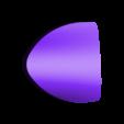 Mouth.stl Download free STL file Tea Light Ghost Lamp • 3D printable template, gzumwalt