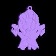 starlordllavero.STL Download free STL file Star Lord Key Chain • 3D printing design, sketchprint3d