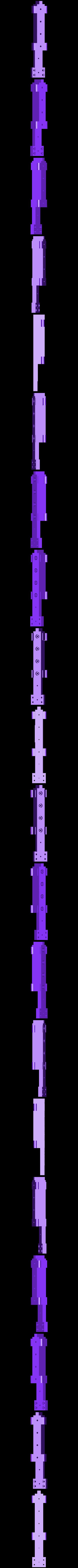 Eng-Frt-Beam301ws.stl Download STL file Thrust Reverser with Turbofan Engine Nacelle • 3D printable model, konchan77