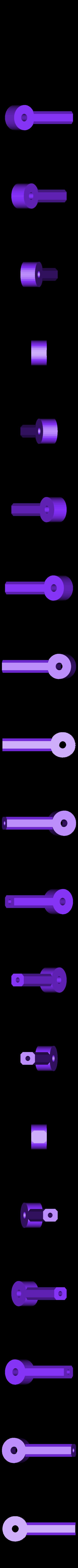 Fan-Cowl-Stop02.stl Download STL file Thrust Reverser with Turbofan Engine Nacelle • 3D printable model, konchan77