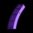 TR-Cascade-Btm01ws.stl Download STL file Thrust Reverser with Turbofan Engine Nacelle • 3D printable model, konchan77