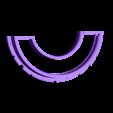 TR-Clamp-Frt01ws.stl Download STL file Thrust Reverser with Turbofan Engine Nacelle • 3D printable model, konchan77