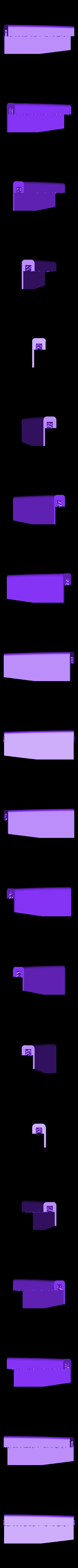 Pylon-Rr-Fair01ws.stl Download STL file Thrust Reverser with Turbofan Engine Nacelle • 3D printable model, konchan77