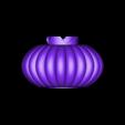#4 pumpkin stl..STL Download free STL file 21 sliced pumpkin • 3D printable model, HalitTuvay