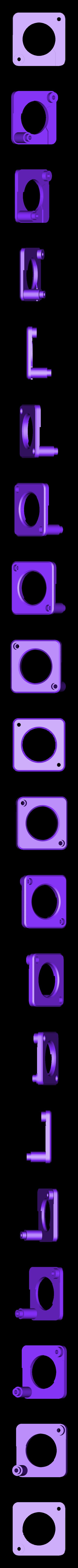 Flexistruder_cover_mk8.stl Download free STL file FlexiStruder - GARIX version for mk8 drive gear • 3D printable model, Chaco