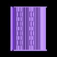 1.stl Download STL file Sluice Box Plate • 3D printer object, altun22