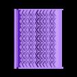 2.stl Download STL file Sluice Box Plate • 3D printer object, altun22
