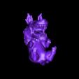OSLO_NNT.stl Download free STL file Oslo Nanatsu NT • Design to 3D print, ismael_jiso
