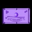 8pool.stl Download STL file 8 ball pool • 3D printable template, Mooos