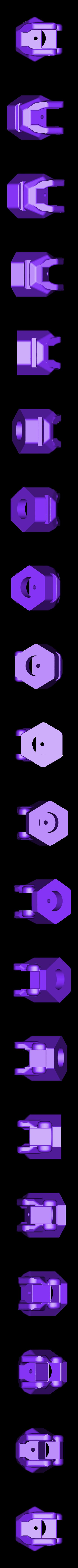 GRENADE_V4_TOP.stl Download free STL file How it works (Training Grenade) • 3D print model, MuSSy