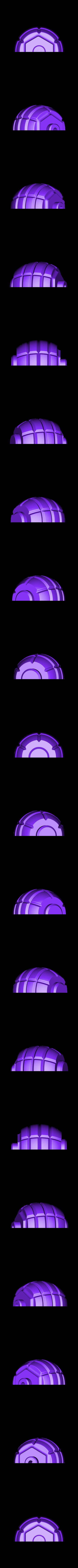 GRENADE_V4_SHELL_R.stl Download free STL file How it works (Training Grenade) • 3D print model, MuSSy