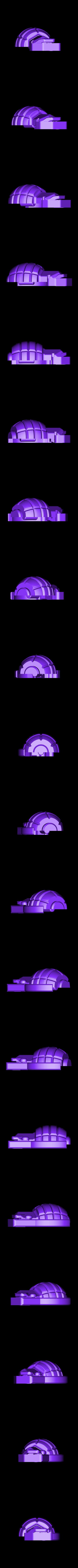 GRENADE_V4_Cutaway.stl Download free STL file How it works (Training Grenade) • 3D print model, MuSSy