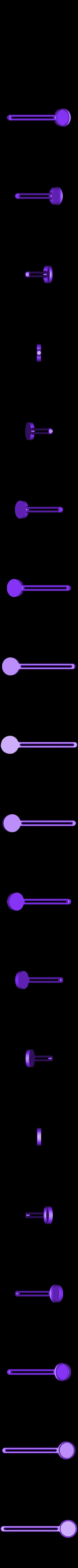 DOSER2ML85MM.stl Download free STL file THE DOSETTE KEY • 3D printable object, JeremyBarbazaStudio