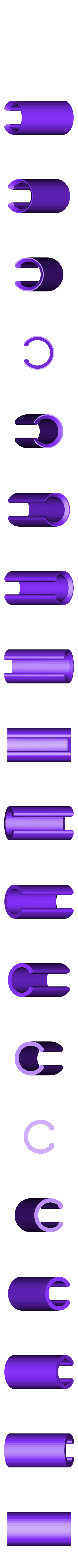 CLIP30.stl Download free STL file THE DOSETTE KEY • 3D printable object, JeremyBarbazaStudio