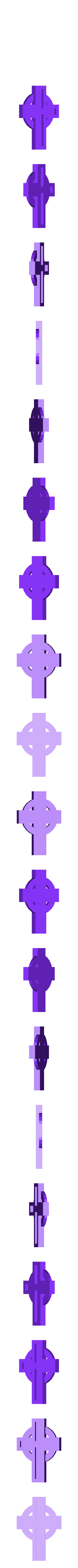H0 Scale Cemetery Cross_cross.stl Download free STL file H0/HO Scale Cemetery Cross • Template to 3D print, itisNutella