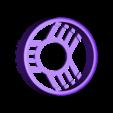 bell4.stl Download free STL file Motor Spinner (608 Bearing) • 3D print object, Gophy