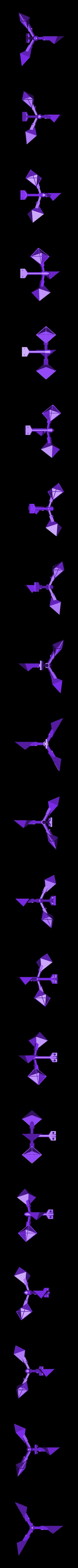 Windrad_V4-a1.stl Download free STL file Wind Gauge / Windspiel V4 (customizable) • 3D printable object, dede67