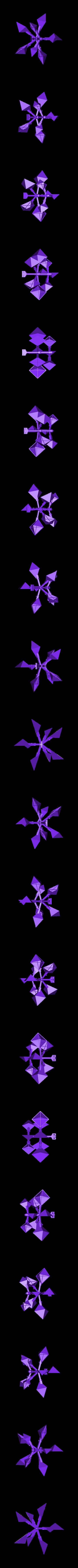 Windrad_V4-a2.stl Download free STL file Wind Gauge / Windspiel V4 (customizable) • 3D printable object, dede67