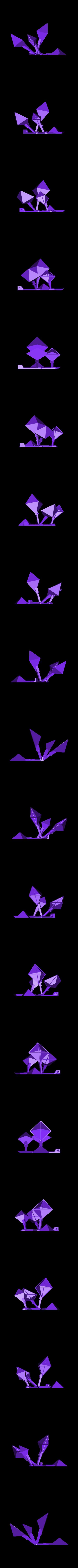 Windrad_V4-a2half.stl Download free STL file Wind Gauge / Windspiel V4 (customizable) • 3D printable object, dede67