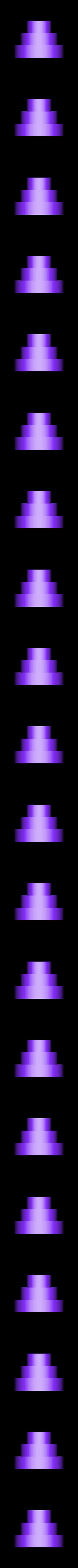 poid.stl Download free STL file Zizi Dumbbell / Dumbbell Zizi Dumbbell • 3D printing template, Aneton3D