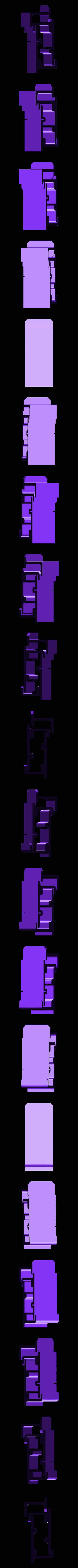 set_20mm.stl Download free STL file FlashForge Adventurer3 Mirror Hook • 3D printing template, CyberCyclist